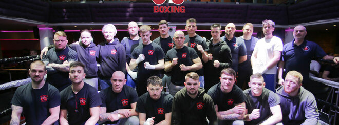Merrifield Boxing: Shrewsbury Fight Night 5