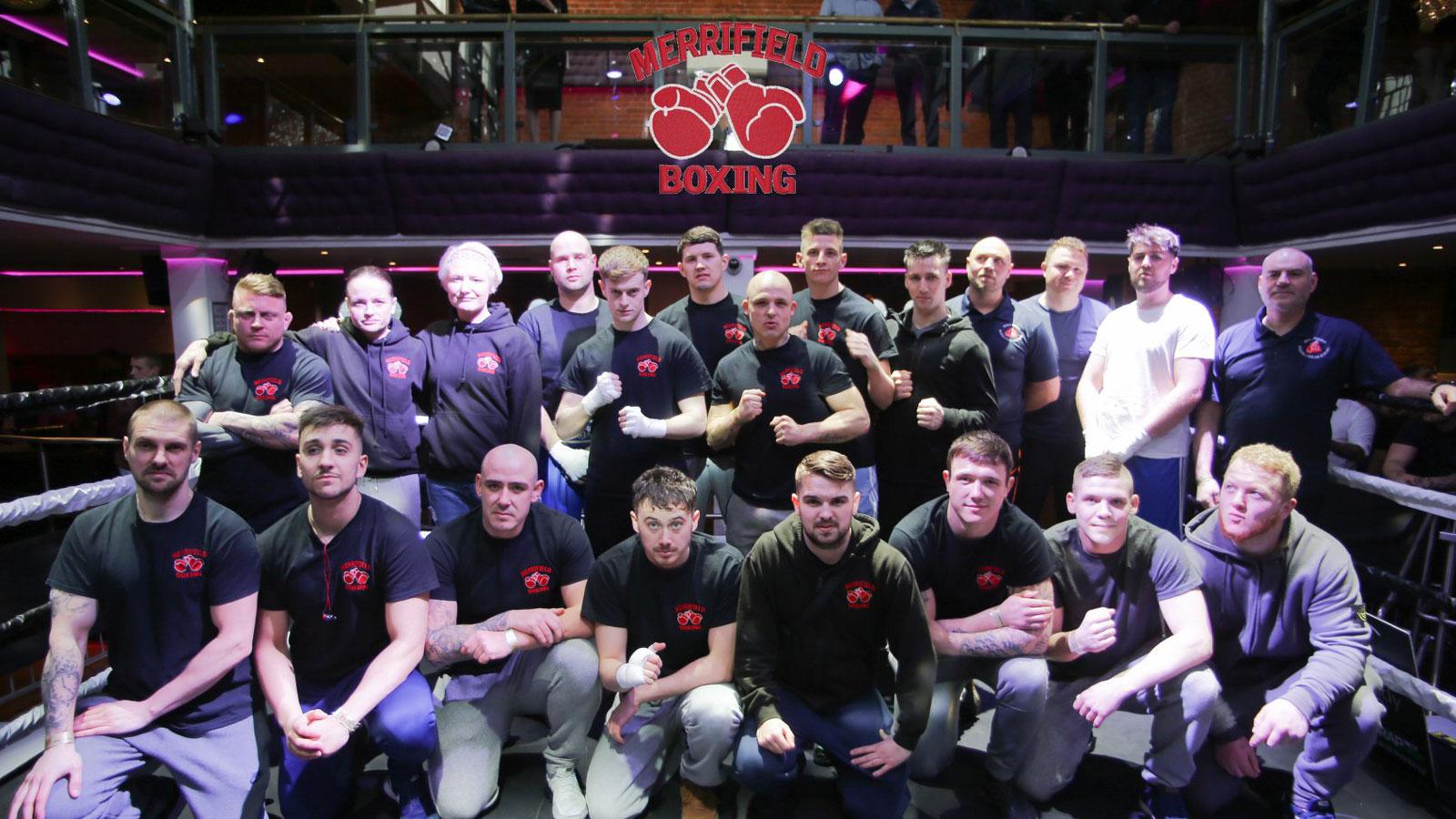 Merrifield Boxing: Shrewsbury Fight Night 5