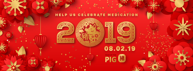 MEDICATION CHINESE NEW YEAR 08.02.19