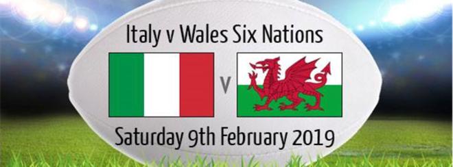 Six Nations Championship – Italy v Wales