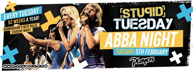 🎶 Stuesday: Abba Night 🎶