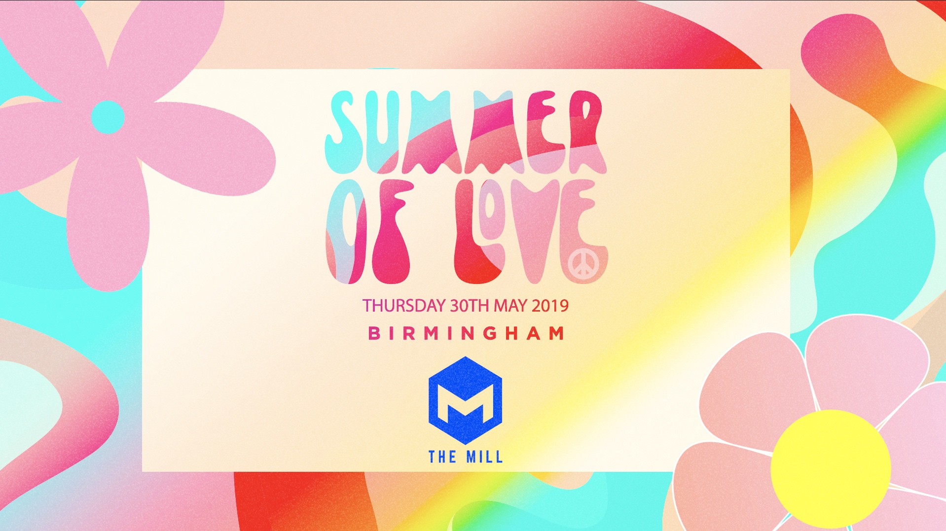 Summer of love – The Mill – 70% sold out!