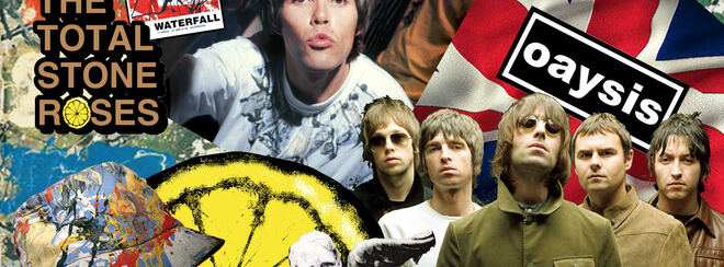 Total Stone Roses & Oaysis