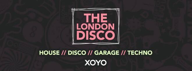 Tonight! The London Disco at XOYO – £3 Tickets, £3 drinks!