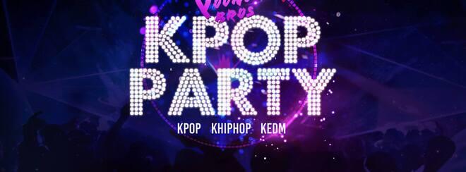 K-Pop & K-Hiphop Party x Young Bros in Leeds