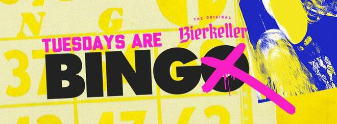 Bierkeller Bingo – Every Tuesday
