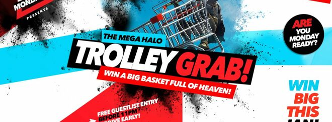 Halo Mondays : The Mega Trolley Grab!