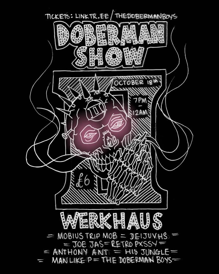 WERKHAUS LIVE: Doberman Boys