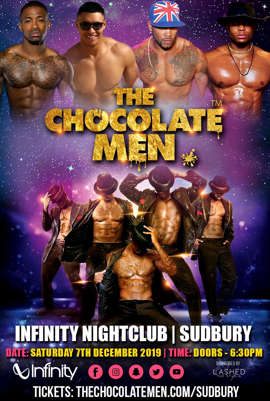 The Chocolate Men Sudbury Show – Live & Uncensored
