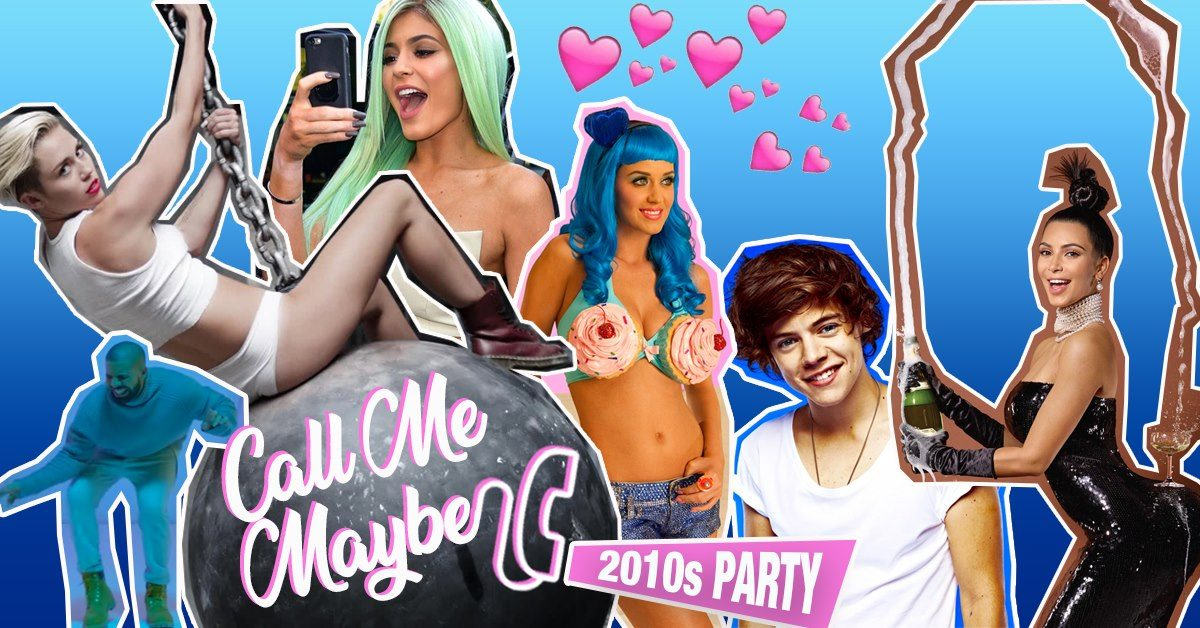 Call Me Maybe – 2010s NYE Party