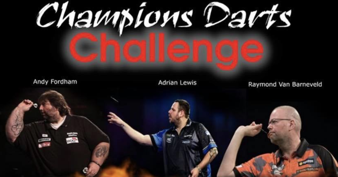 The Champions of Darts Challenge Exhibition