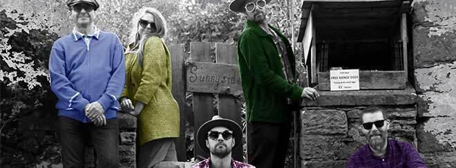 The Orange Circus Band – Album Launch