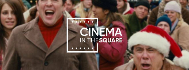 Cinema in the Square - Deck the Halls