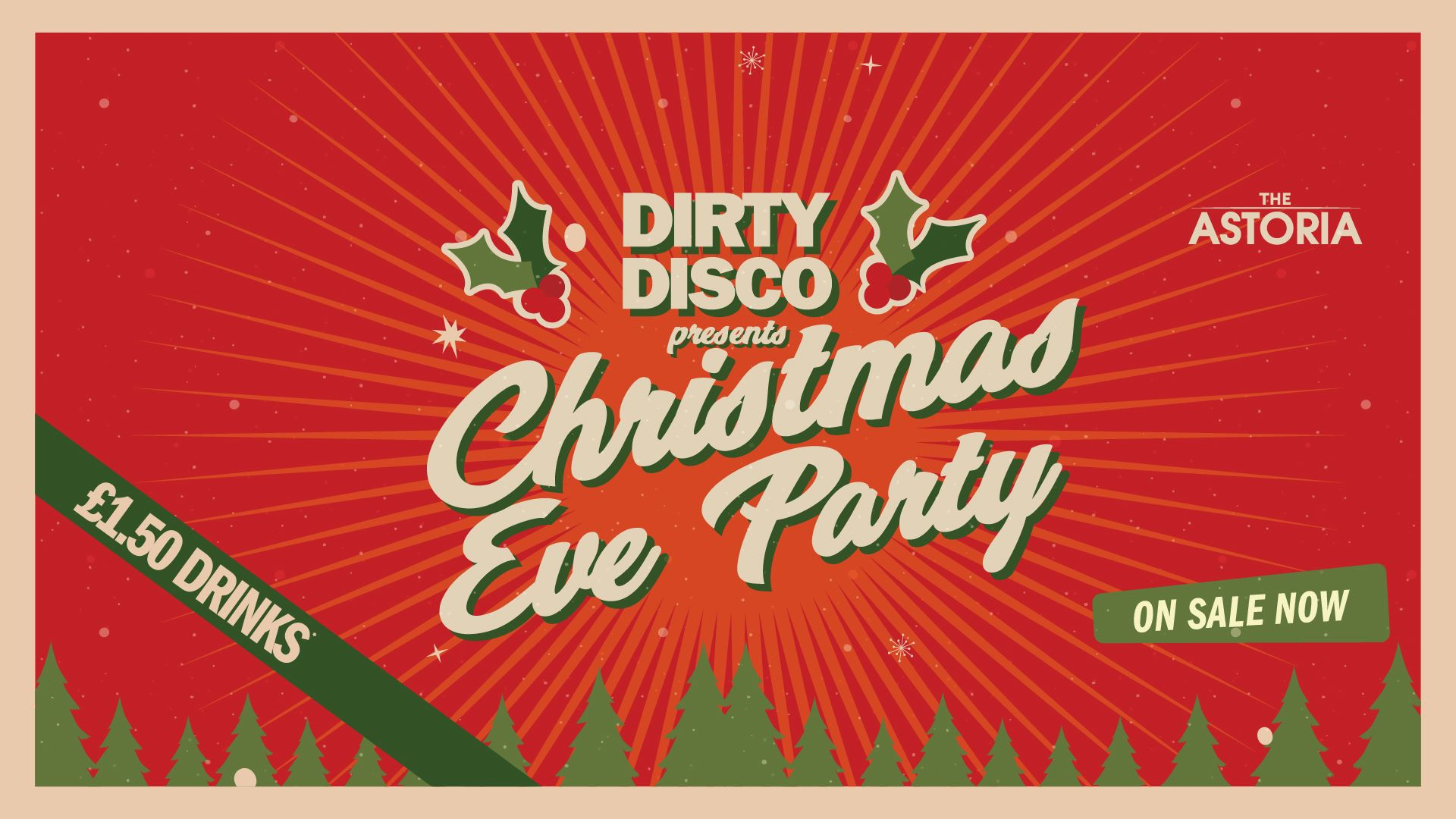 Dirty Disco presents Christmas Eve