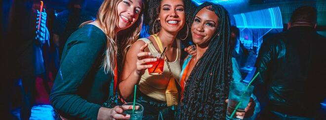 Freaky Friday @ Ruby Blue