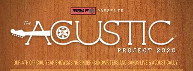 Trauma PR Presents - The Acoustic Project 2020