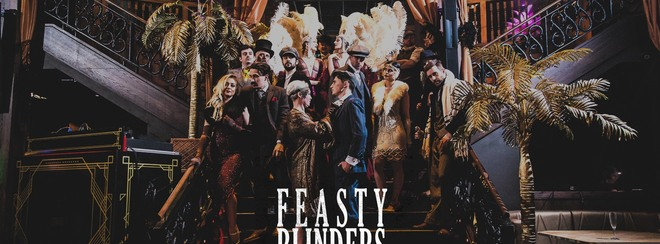 Feasty Blinders - The New Years Eve Ball | An Immersive Peaky Blinders Event
