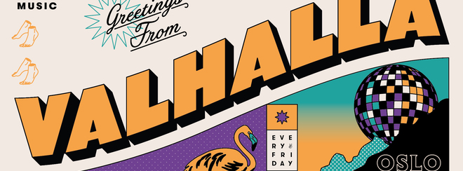 Valhalla | Strictly Party Music - Free Entry All Night
