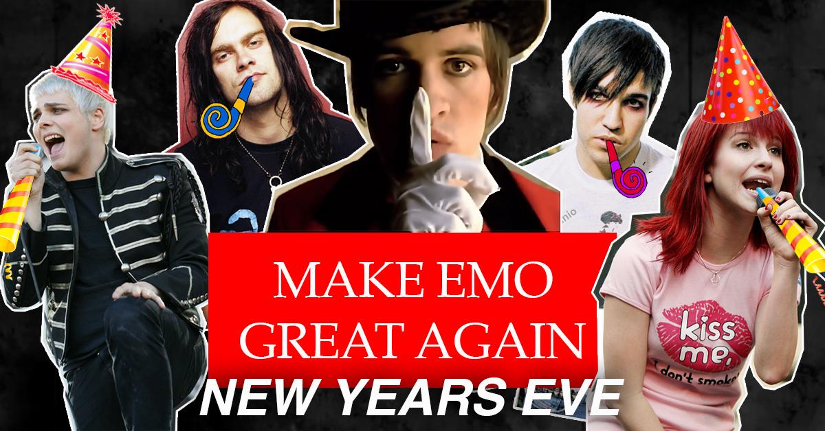 Make Emo Great Again – NYE (London)