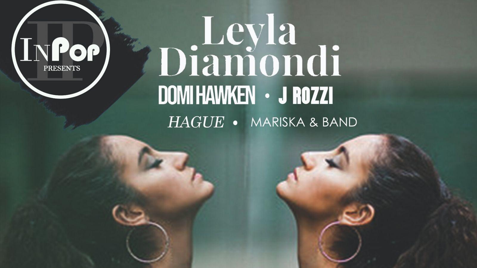 InPop Presents: Leyla Diamondi