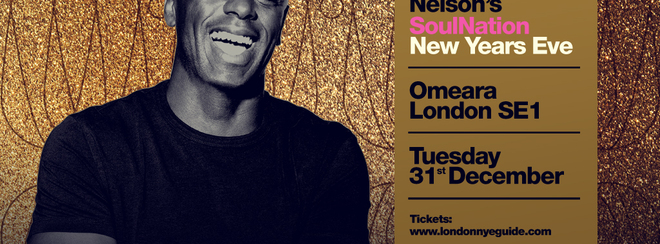 Trevor Nelson's New Years Eve #Classics - OMEARA & Flat Iron Square