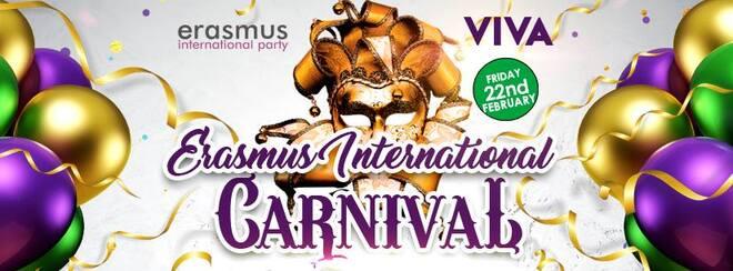 ERASMUS International Carnival 2019