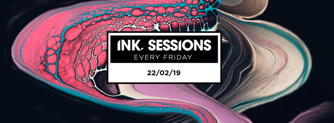 Ink Sessions – 22/02/19
