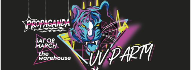 Propaganda Leeds – UV Party!