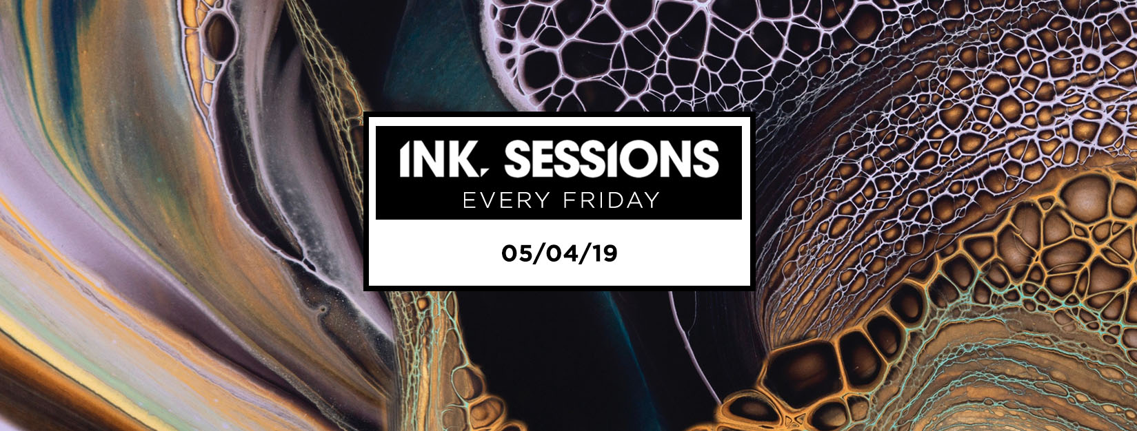 Ink Sessions – 05/04/19