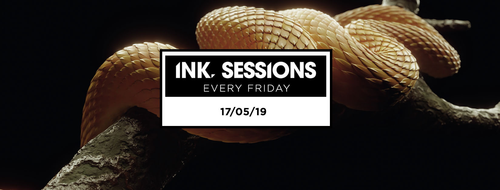 Ink Sessions – 17/05/19