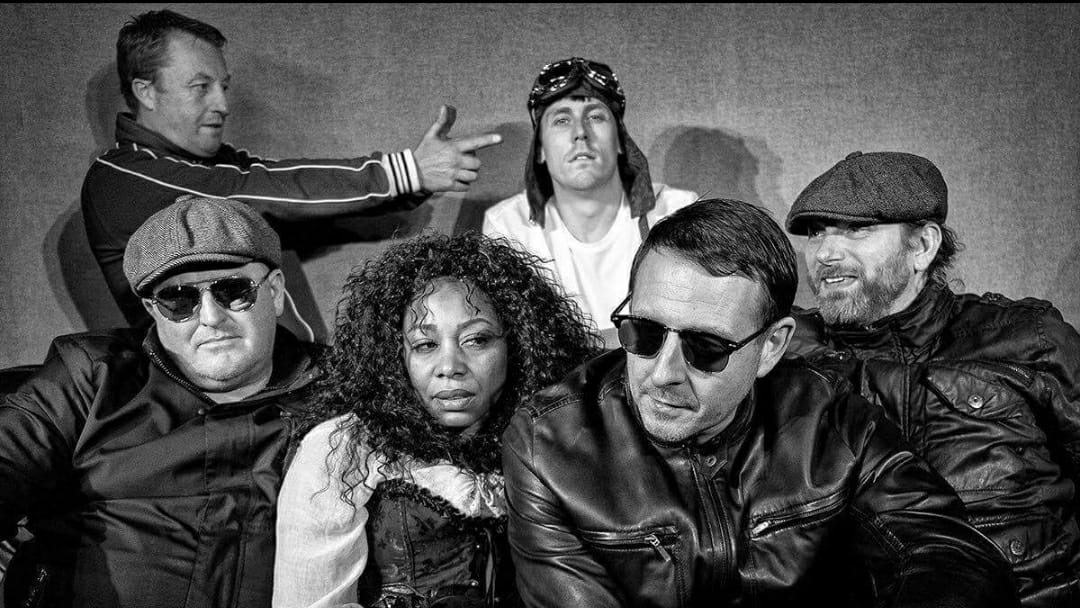 'Appy Mundays – The UK's best Happy Mondays tribute band