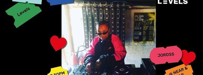 Peckham Levels Takeover: DJ Jordss