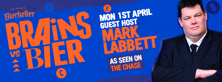 Brains V Bier with 'The Beast' Mark Labbett