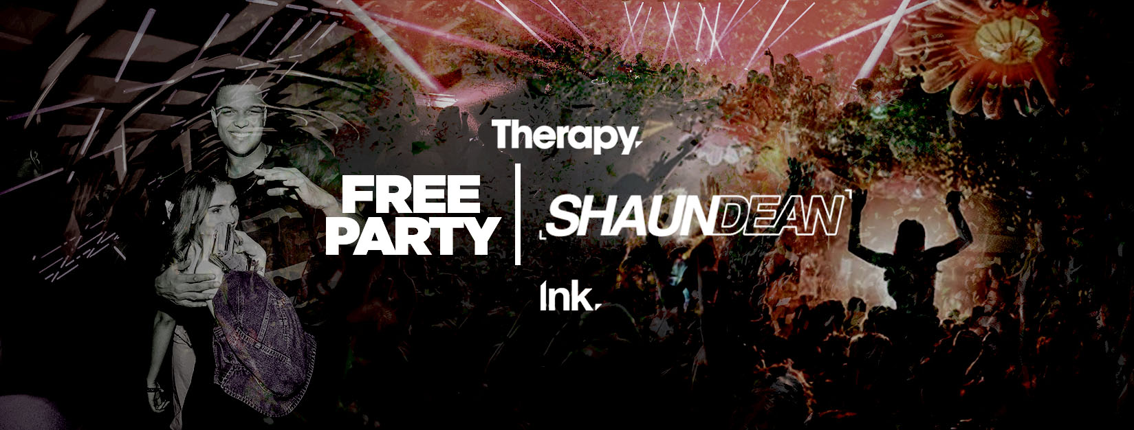 Therapy – FREE PARTY – Shaun Dean