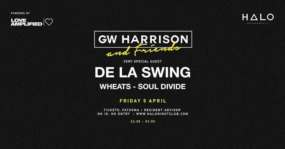 GW Harrison & Friends