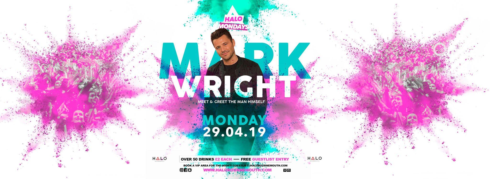 Halo Mondays w/ Mark Wright