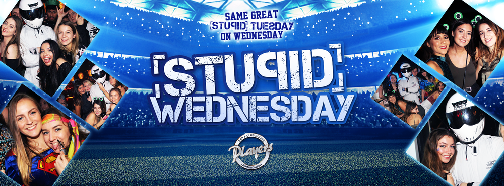 Stupid Wednesday is BACK!