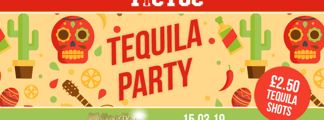 Tic Toc Tequila Party