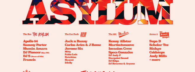 The Day Party at Ministry of Sound   Milkshake x Asylum x BPM Ft Kenny Allstar, Apollo 84 & More