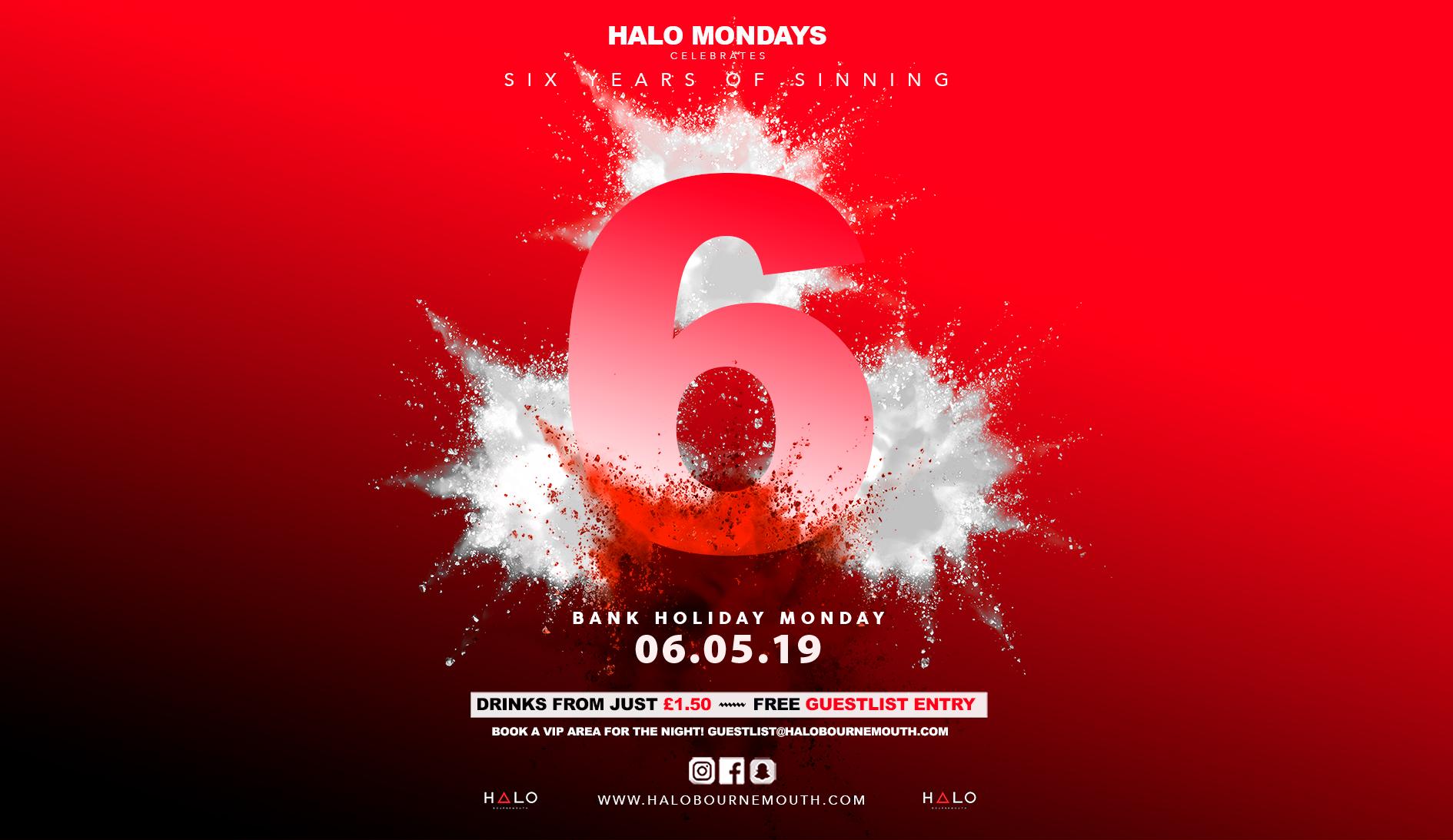 We Are Six 06.05.19 Halo Mondays