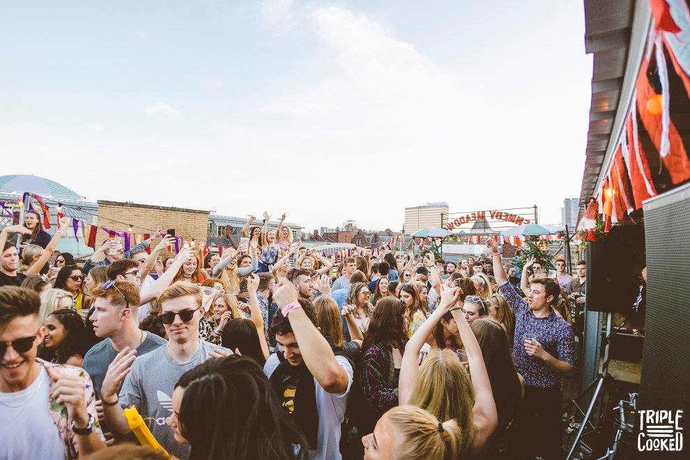 Triple Cooked: Summer Rooftop Party – Bristol