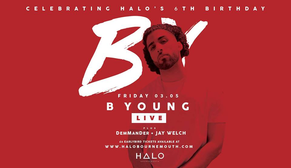 B YOUNG: Live