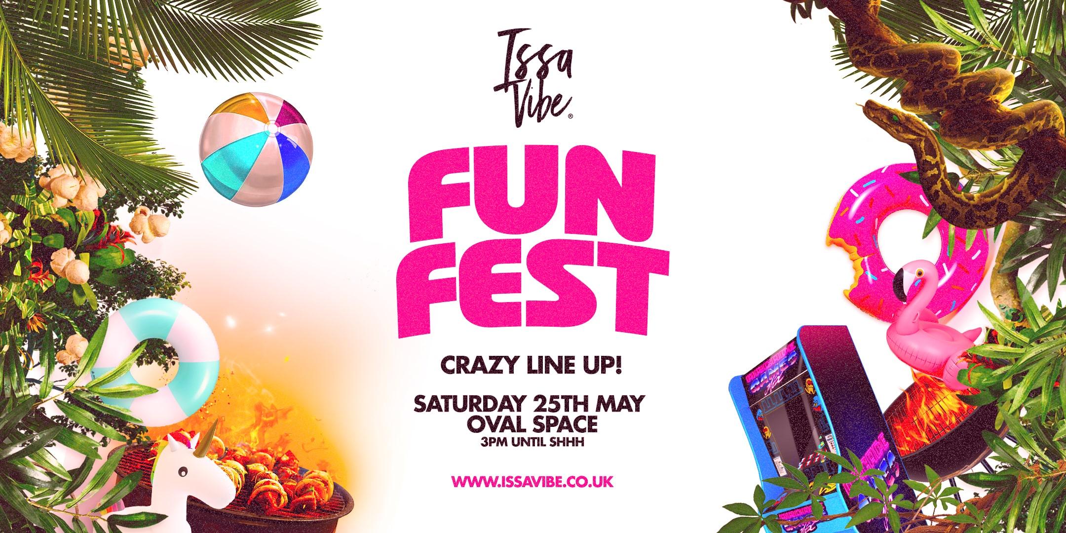 Issa Vibe Fun Fest