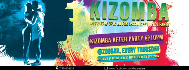 Kizomba Night @ZooBar