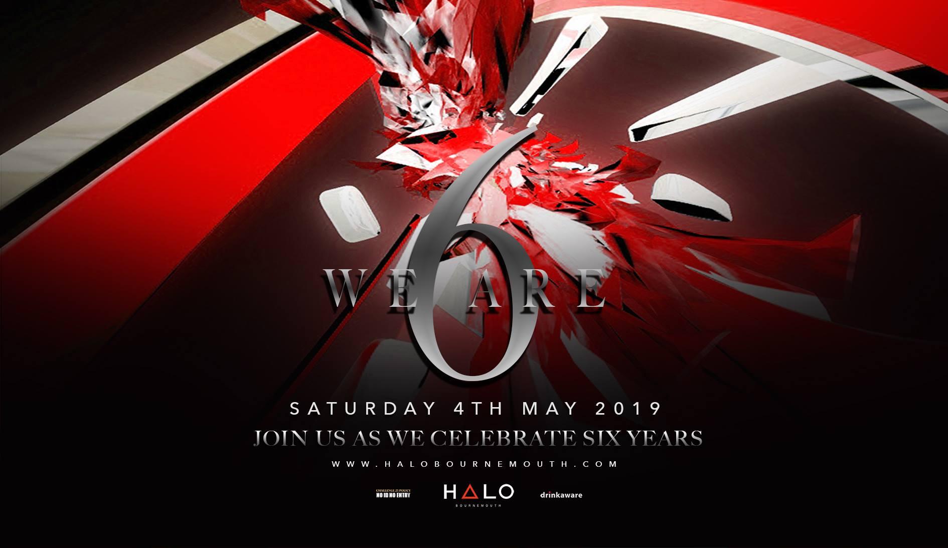 We Are Six: Halo's 6th Birthday Celebrations