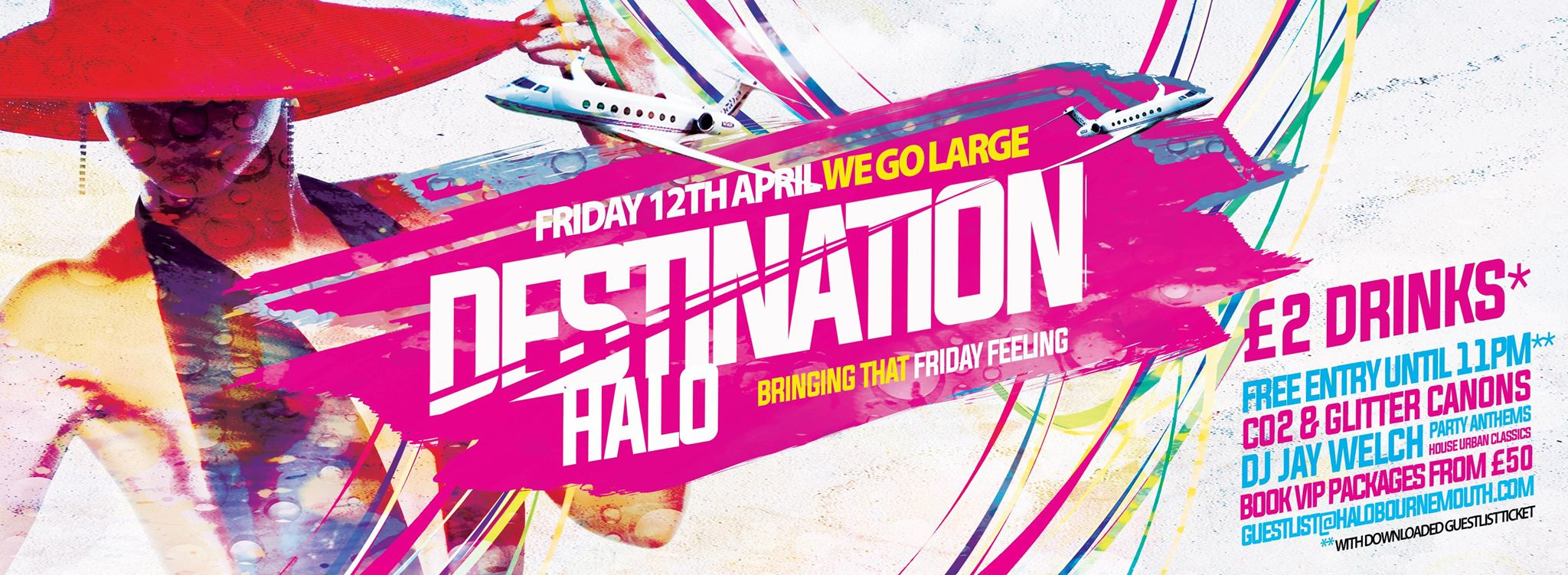 Destination Halo 12.04.19