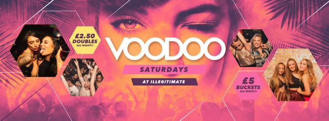 Voodoo / 2-4-1 Tickets!!