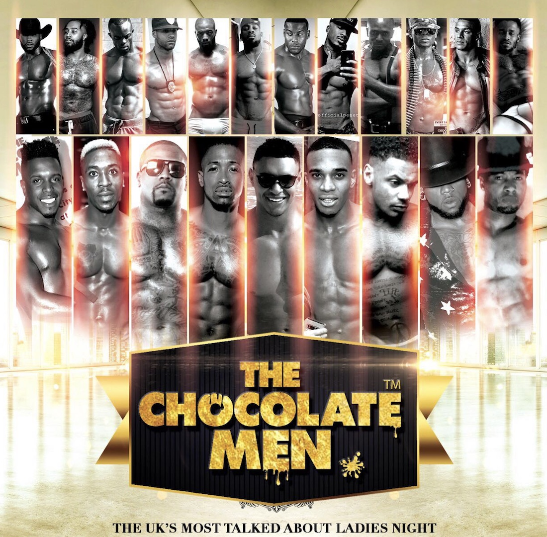 The Chocolate Men Southampton Show – Live & Uncensored
