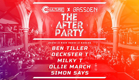 BassDen x Culture presents: The AfterParty