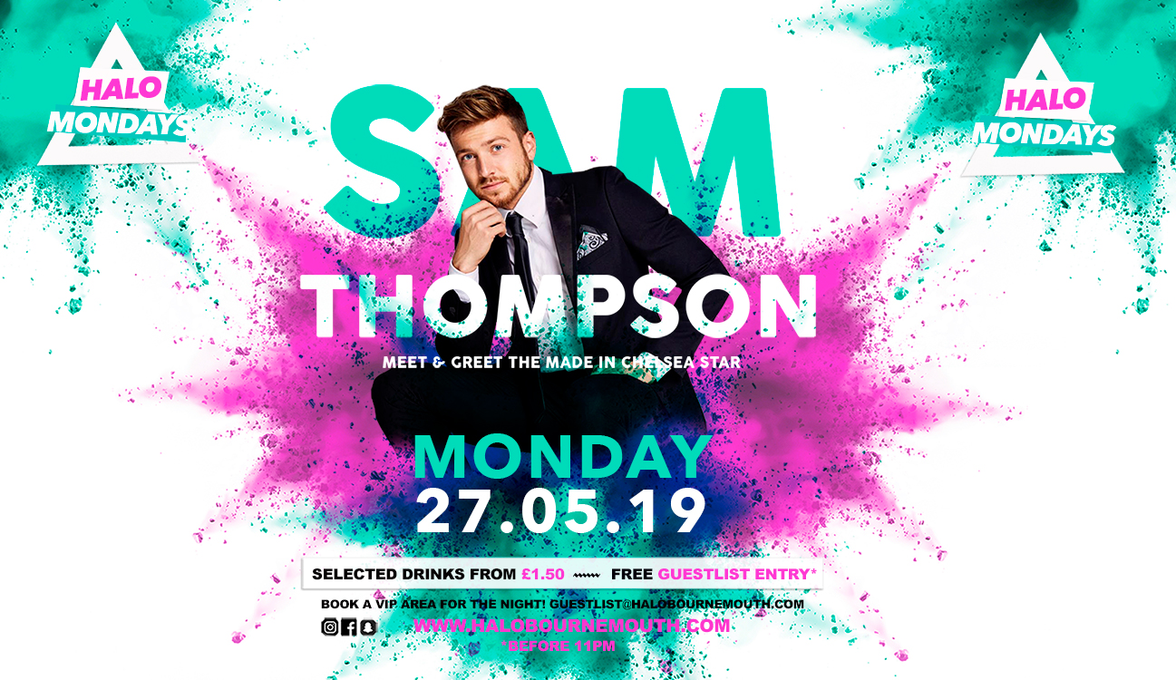 Halo Mondays w/ Sam Thompson